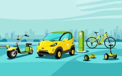 E-Mobilität – Gute Gründe für Unternehmen in Energieeffizienz zu investieren.